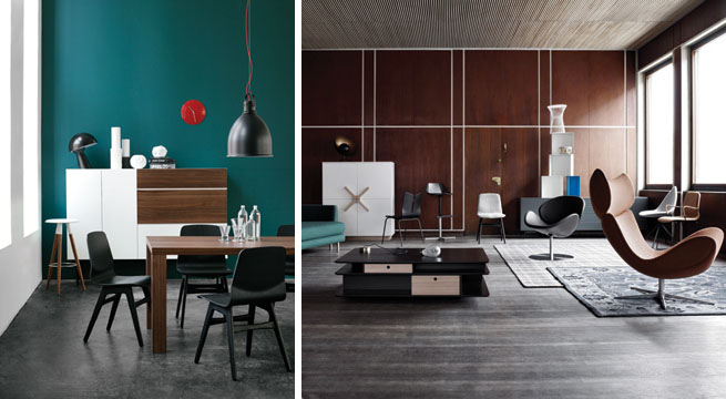 nueva colecci n boconcept 2013 decoraci n. Black Bedroom Furniture Sets. Home Design Ideas