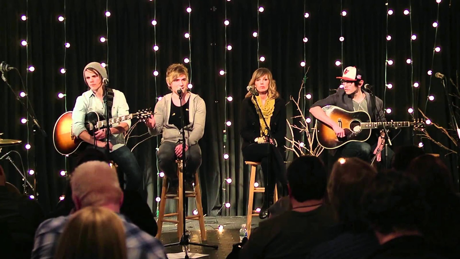 Elevation Worship - Wake Up the Wonder 2014 Band Members