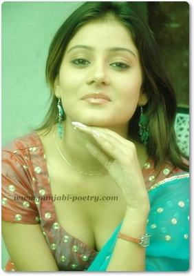 Punjabi Cute and Simple Girl