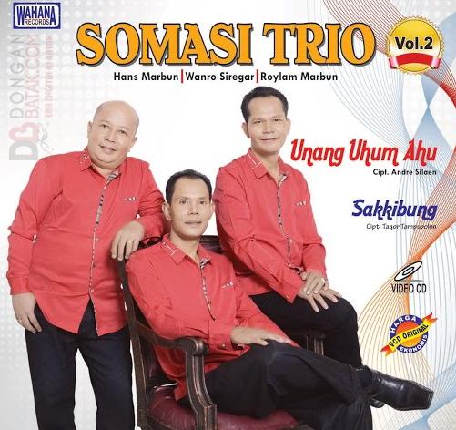 Lirik Parjuji Paus - Trio Somasi