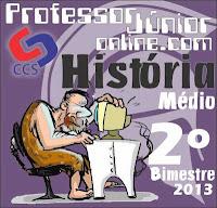 Prova de História - Ensino Médio