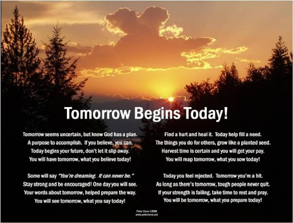 yesterday today and tomorrow poem pdf