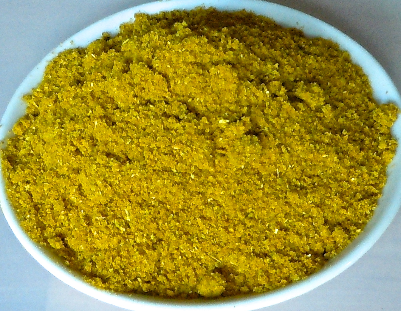how to make curry paste from powder