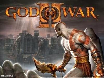 God Of War 2 Game