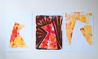 Monoprintings