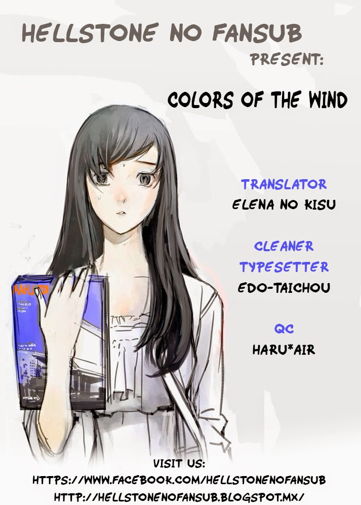 Colors of the Wind - Chapter 7