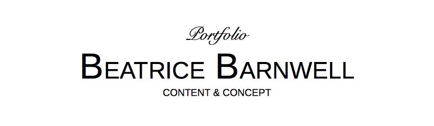 Beatrice Barnwell (Jeschek)