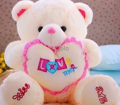 Sweet cute teddy bear wallpapers - photo#3