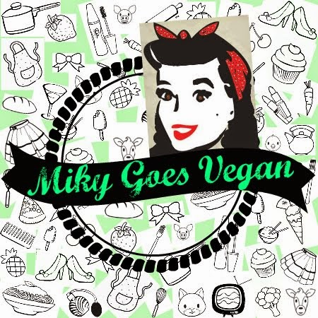 Miky Goes Vegan