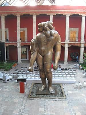 La Giganta - José Luis Cuevas