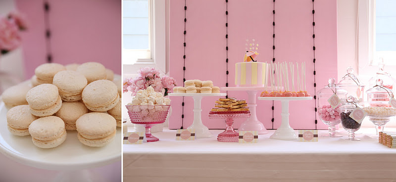 Superior Mesa De Postres: El Baby Shower De Bonnie