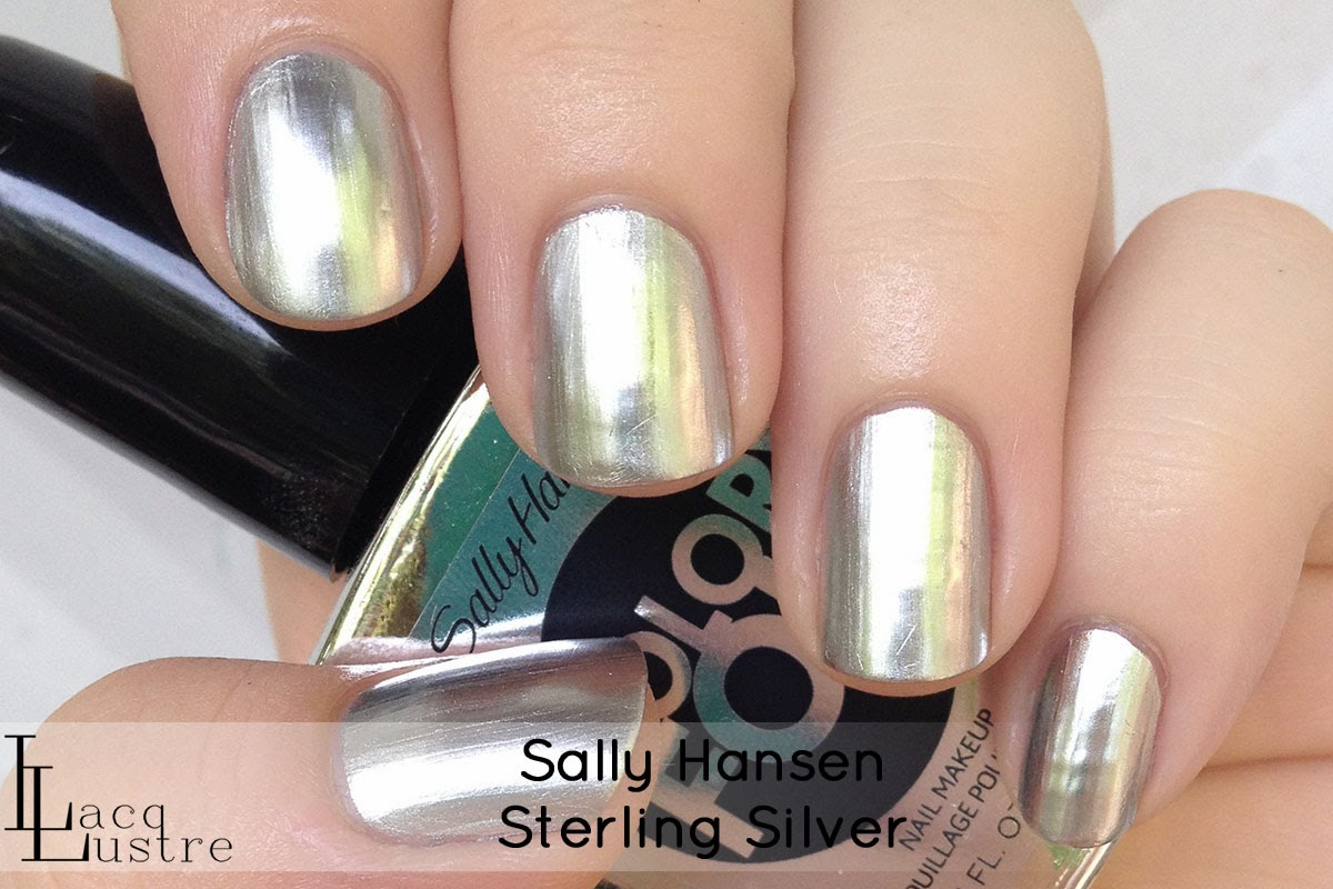 Sally Hansen Sterling Silver swatch