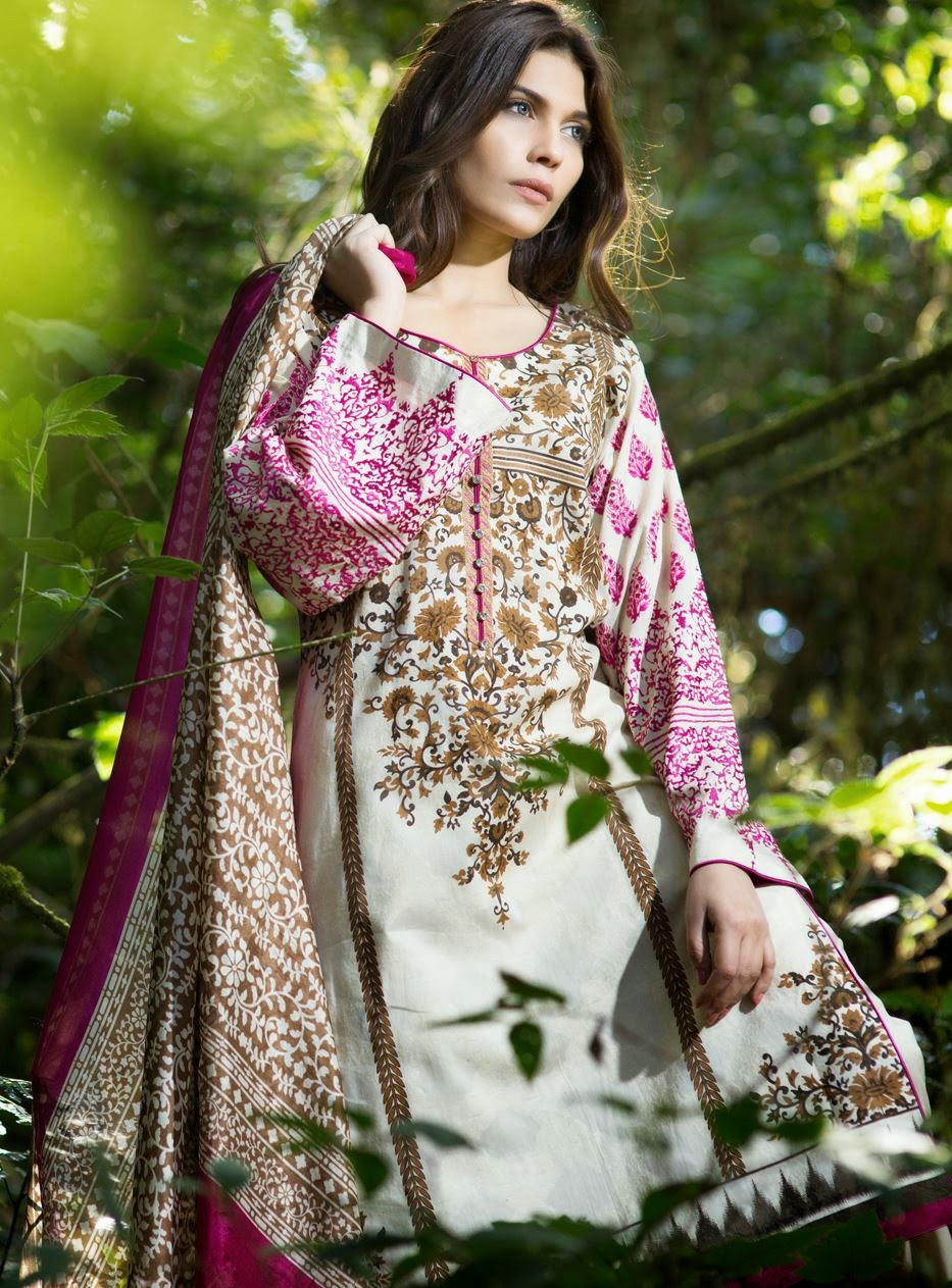 Summer lawn collection 2015 with price