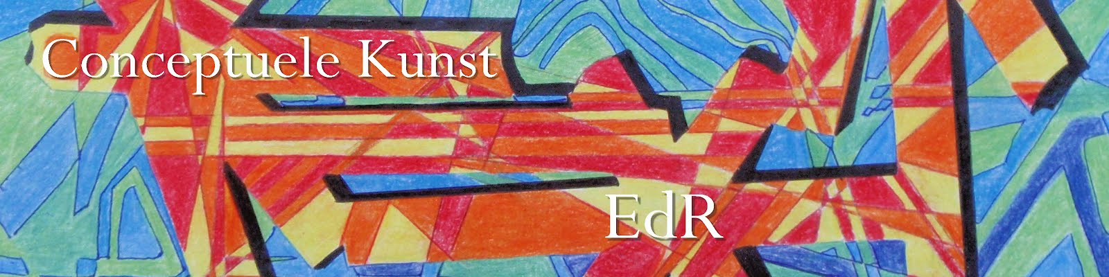 Conceptuele Kunst EdR