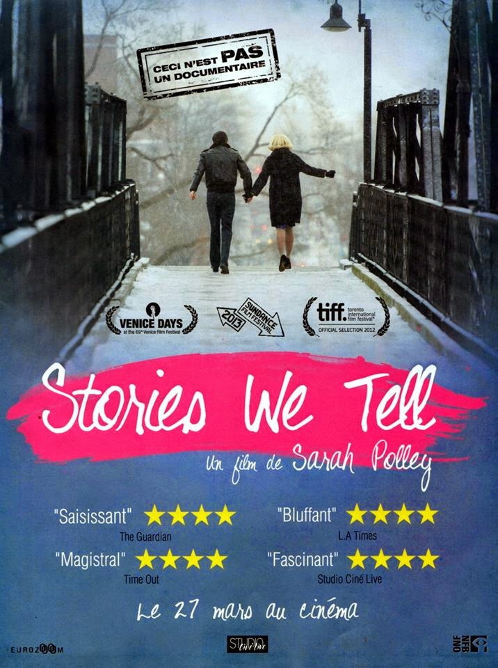 Comentario sobre el documental Stories We Tell
