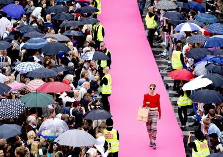 fashion show unik