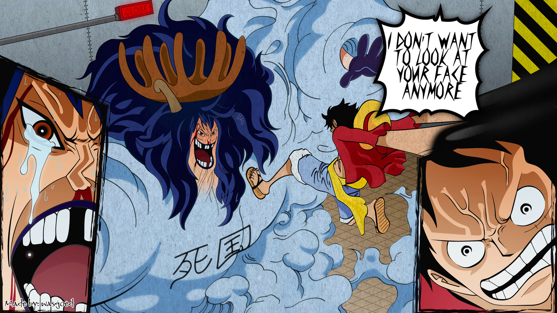 One Piece Chapter 699: Báo sáng 021