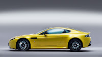 Aston Martin V12 Vantage S side