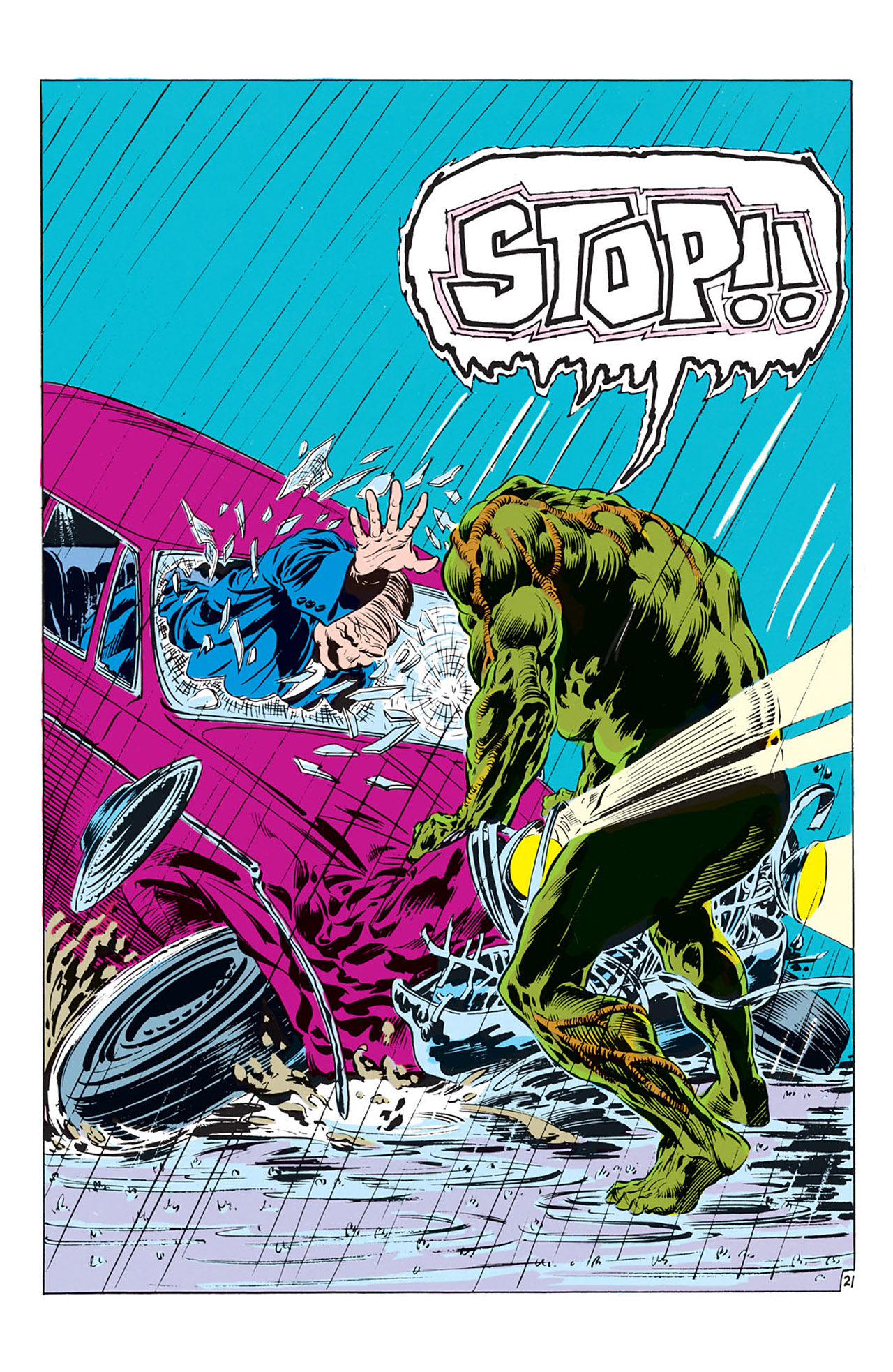 Swamp Thing (1972) Issue #1 #1 - English 22