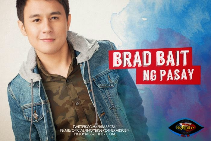 PBB All In Housemate Roberto the fourth Brad Bait ng Pasay