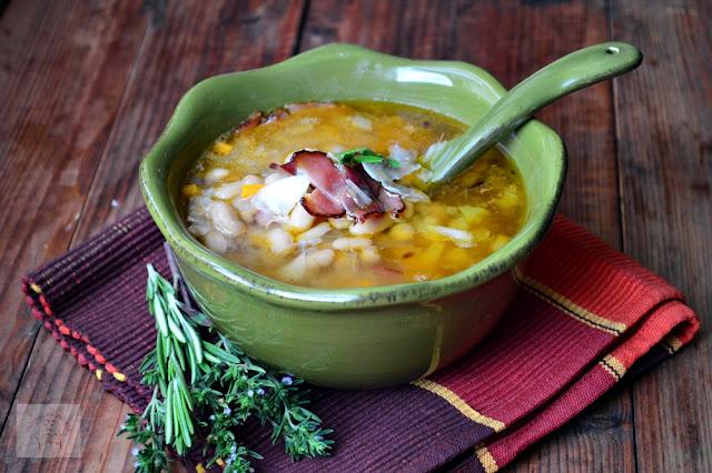 Supa toscana de fasole