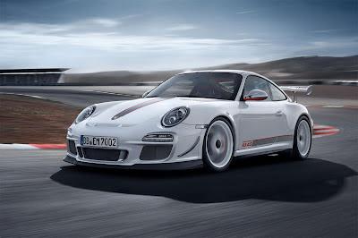 Porsche 911 GT3 RS 2012