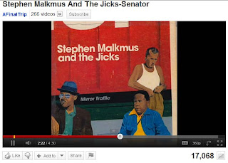 Stephen Malkmus and the Jicks new album is really good!