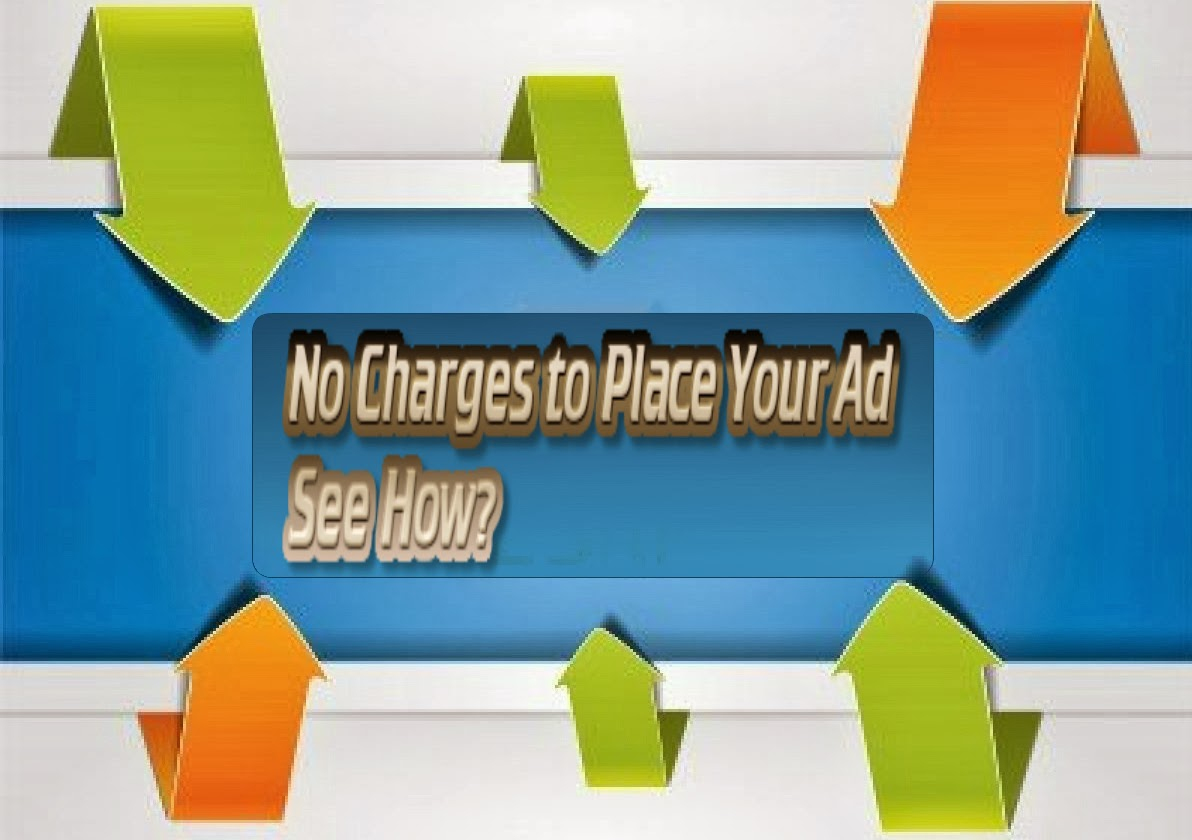 place your ads free