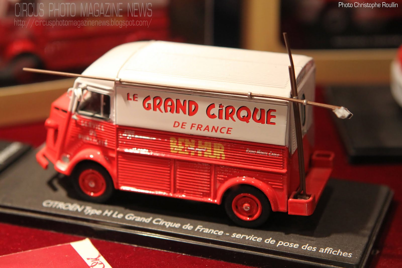 circorama part ii collection dans la boutique du cirque arlette gruss. Black Bedroom Furniture Sets. Home Design Ideas