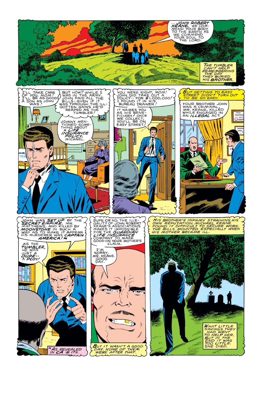 Captain America (1968) Issue #291 #207 - English 8