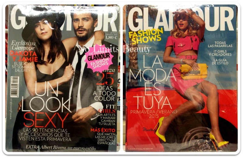 Regalos revistas Marzo 2015: Glamour Pocket