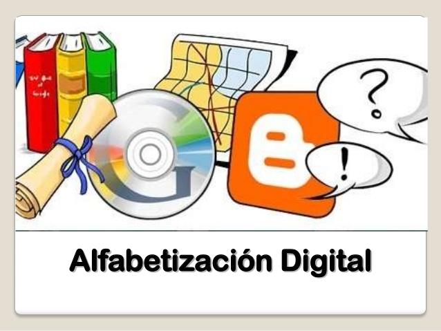 CURSO DE ALFABETIZACIÓN DIGITAL 1