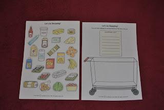Joc pentru copii: Lista de cumpărături!