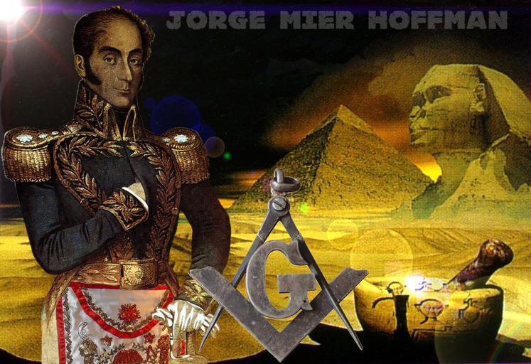Próceres iluminatis venezolanos