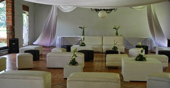 Decoracion de Bodas Lounge, parte 2