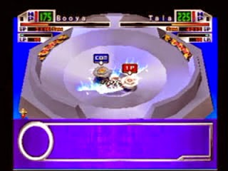 Beyblade PS1 High Compressed