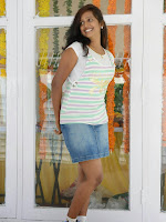 New Actress Nakshatra Glam pics-cover-photo