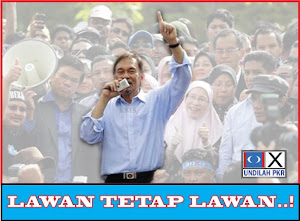 LAWAN TETAP LAWAN