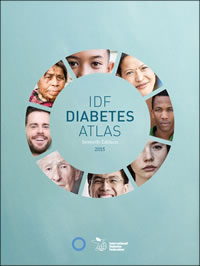 Atlas Mundial de la Diabetes 2015 (IDF)