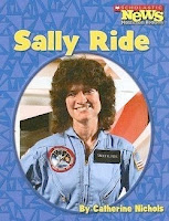 bookcover of Sally Ride by Catherine Nichols