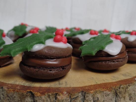 圣诞马卡龙食谱