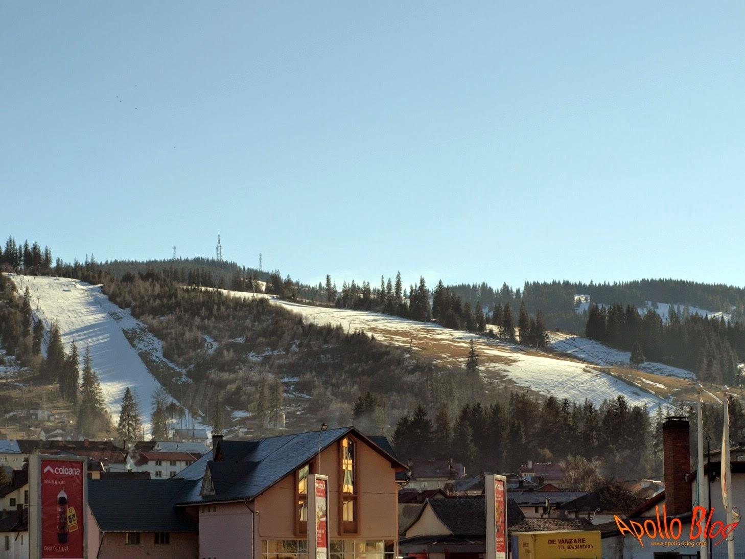 Partie schi Vatra Dornei