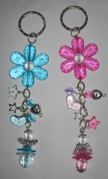 Fun ideas souvenirs llaveros de angelitos para baut zo for Llaves para shower