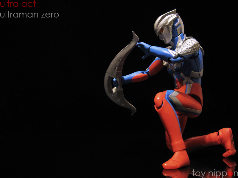 Ultraman Jonias Ultra Act Ultra-Act s Ultraman Zero is a