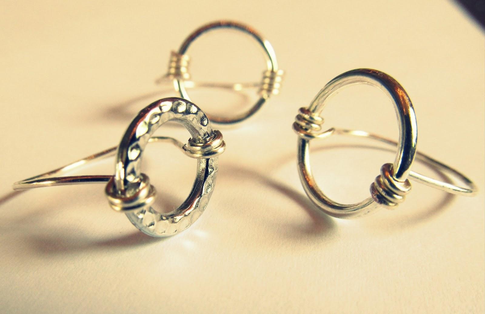 ring diy wobisobi circle rings diy