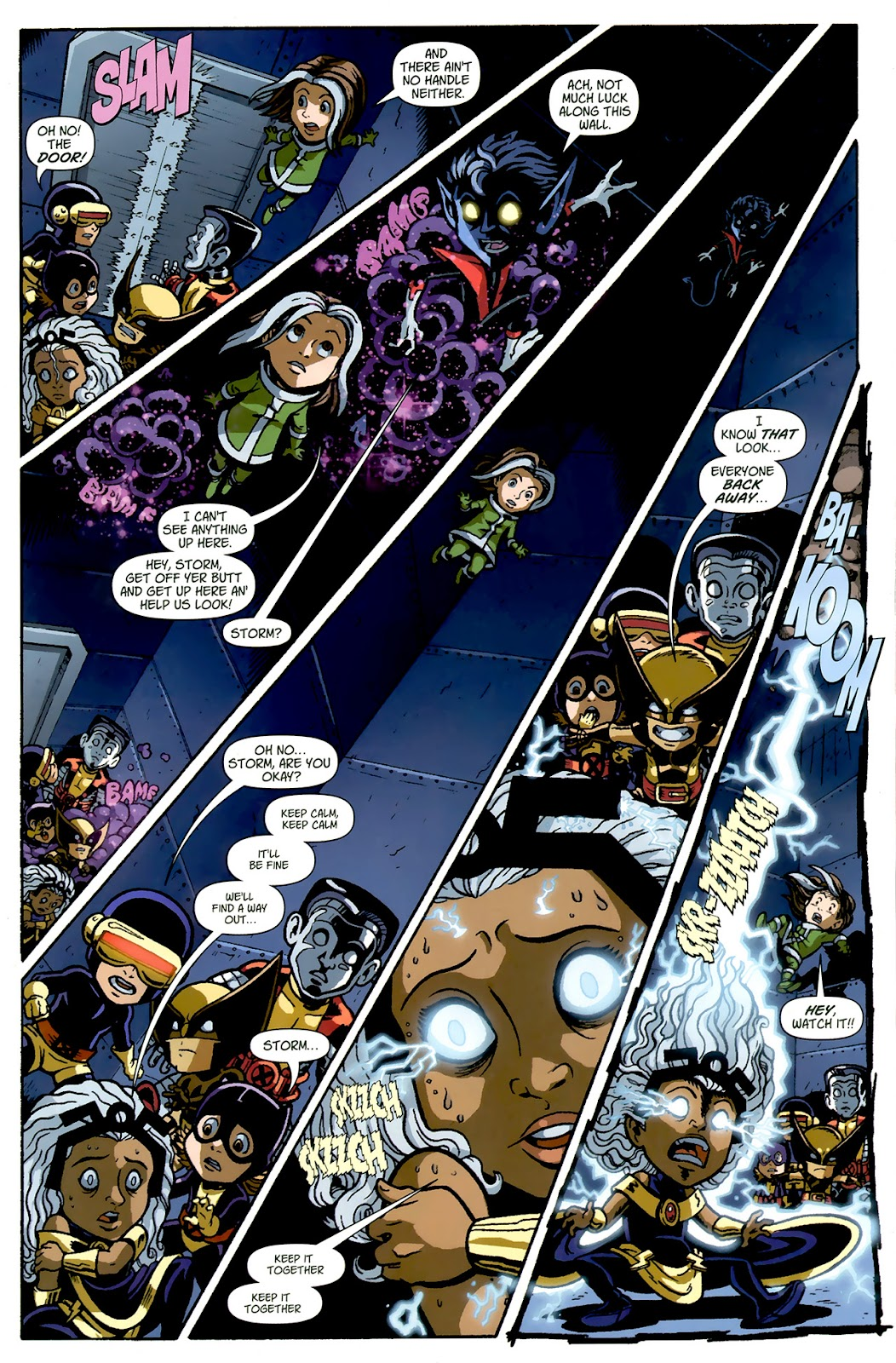Read online X-Babies comic -  Issue #1 - 16