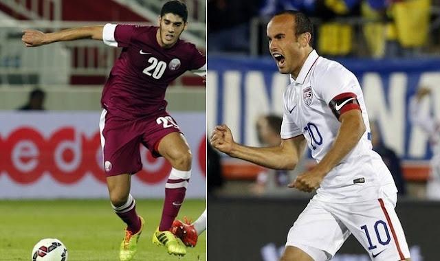 Qatar vs Estados Unidos en vivo