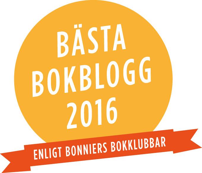 Jag är en av Sveriges 11 bästa bokbloggar
