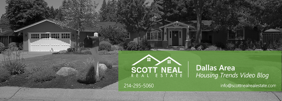 Dallas Area Housing Trends - With Scott Neal