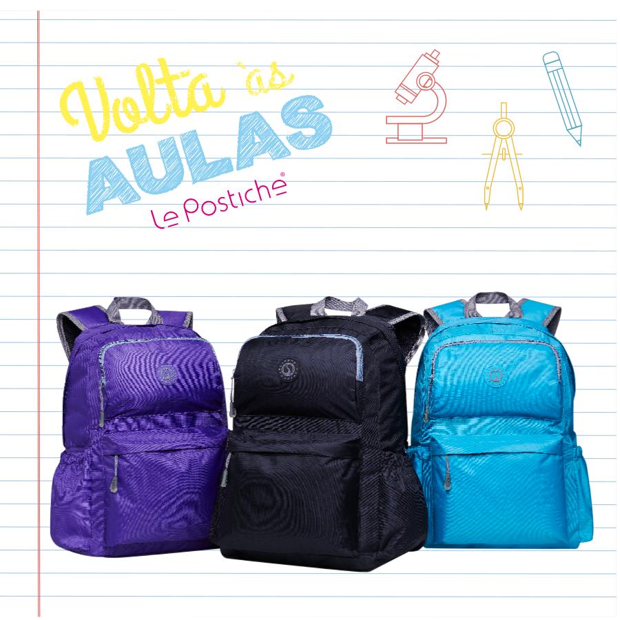 Fashionistas Kids: Volta às aulas com a Le Postiche!